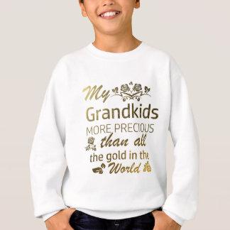 Agasalho Ame meu design do Grandkid