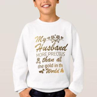 Agasalho Ame meu design do marido
