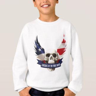 Agasalho Americano ao crânio do osso