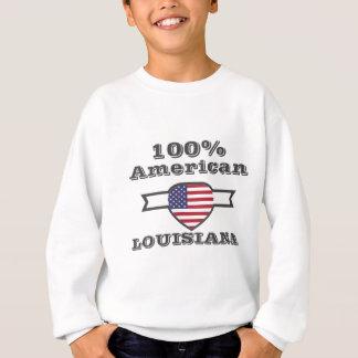 Agasalho Americano de 100%, Louisiana