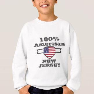 Agasalho Americano de 100%, New-jersey