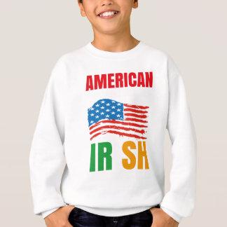 Agasalho Americano pelo IRLANDÊS do nascimento pela graça