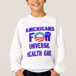 Agasalho Americanos para cuidados médicos universais