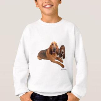 Agasalho Amigos do Basset e do Bloodhound