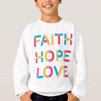 Agasalho amor 2 da esperança da fé