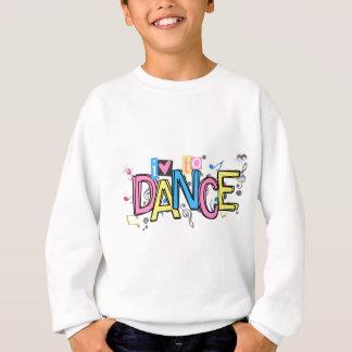 Agasalho Amor a dançar