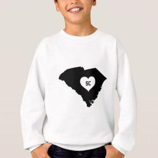 Agasalho Amor de South Carolina