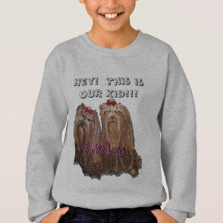Agasalho Amor de Yorkie - camisola do Hanes ComfortBlend®