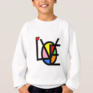 Agasalho amor nas cores
