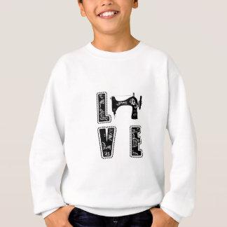 Agasalho amor para sewing
