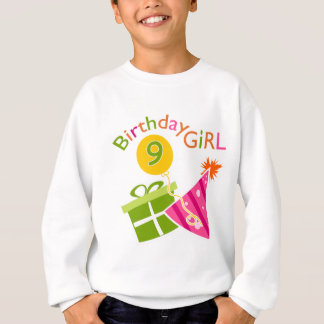 Agasalho Aniversário das meninas 9o