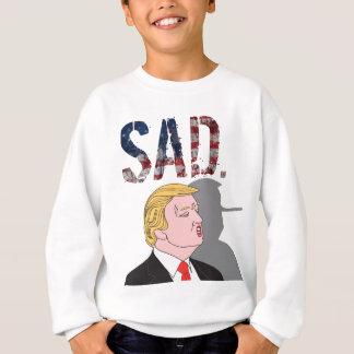 Agasalho Anti presidente triste sarcástico engraçado Donald