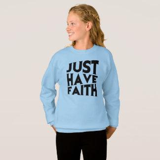 Agasalho Apenas tenha a fé