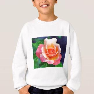 Agasalho Aperfeiçoe cor-de-rosa na flor