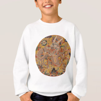 Agasalho Arte chinesa asiática imperial do dragão de Ming