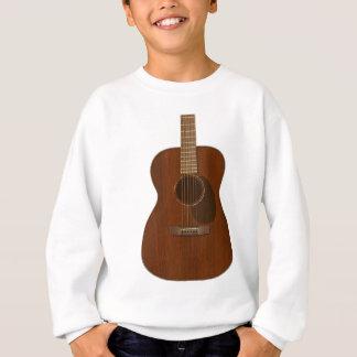 Agasalho Arte da guitarra acústica