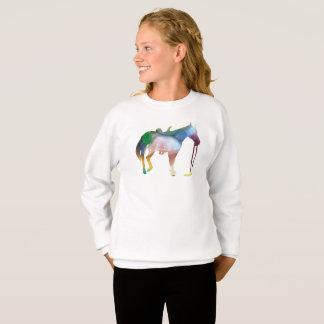 Agasalho Arte do cavalo