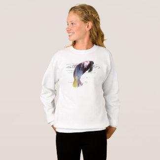 Agasalho Arte do peixe-boi