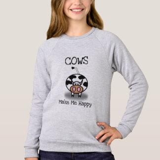 Agasalho As vacas fazem-me feliz