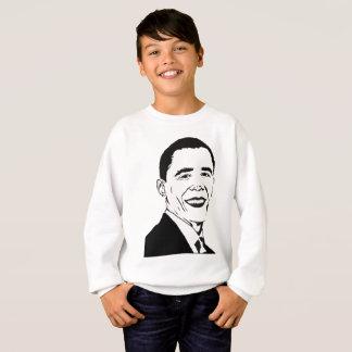 Agasalho As vidas pretas de Barack Obama importam toda a