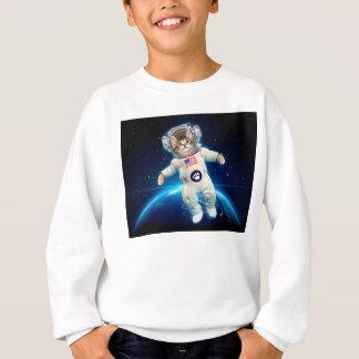 Agasalho Astronauta do gato - gato do espaço - amante do