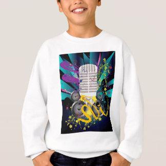 Agasalho Auto-falante do Grunge e Microphone3