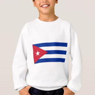 Agasalho Baixo custo! Bandeira de Cuba