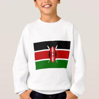 Agasalho Baixo custo! Bandeira de Kenya