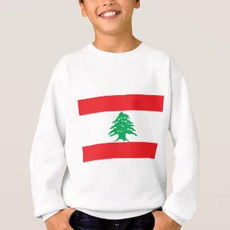 Agasalho Baixo custo! Bandeira de Líbano