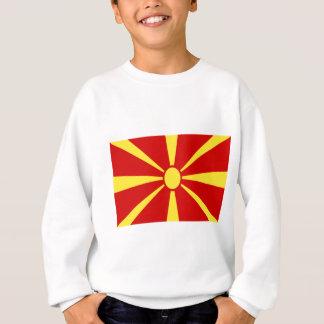 Agasalho Baixo custo! Bandeira de Macedónia