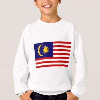 Agasalho Baixo custo! Bandeira de Malaysia