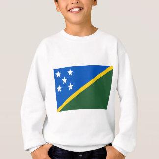 Agasalho Baixo custo! Bandeira de Solomon Island