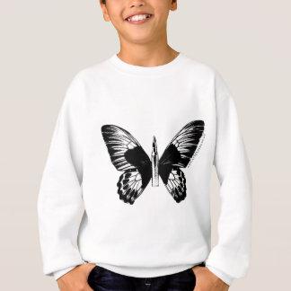 Agasalho Bala com asas da borboleta