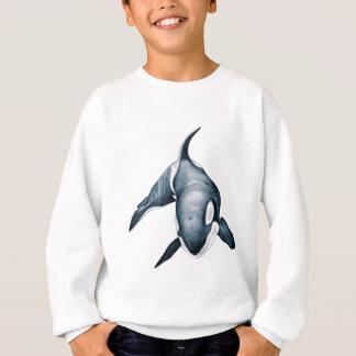 Agasalho Baleia solitária da orca
