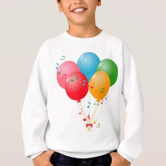 Agasalho Balões coloridos