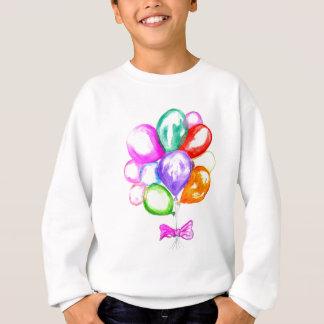 Agasalho Balões coloridos infláveis