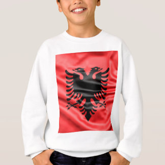 Agasalho Bandeira albanesa