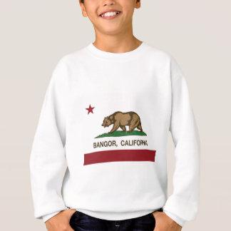 Agasalho bandeira bangor de Califórnia