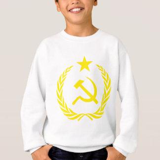 Agasalho Bandeira da guerra fria de Communiste