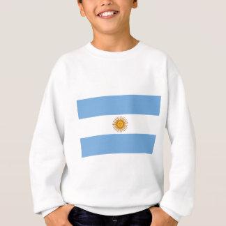 Agasalho Bandeira de Argentina - bandera de Argentina