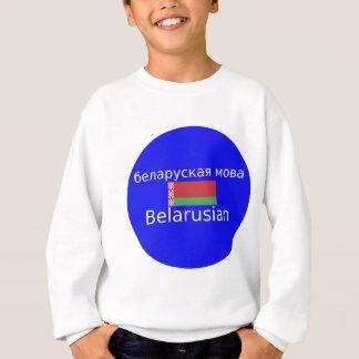Agasalho Bandeira de Belarus e design da língua