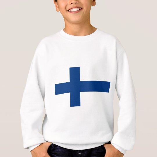 Agasalho Bandeira de Finlandia (lippu de Suomen, flagga de