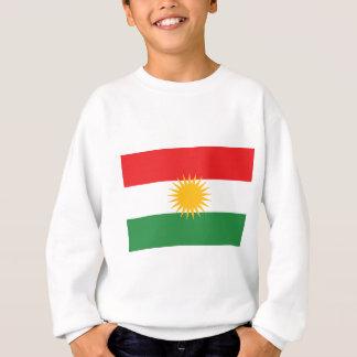 Agasalho Bandeira do Curdistão (Curdistão de Alay ou Alaya