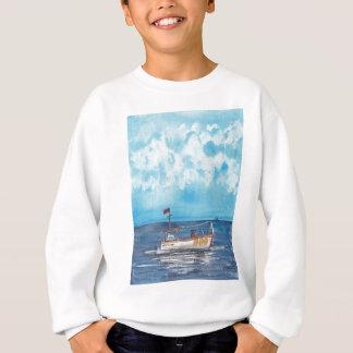 Agasalho Barco de pesca