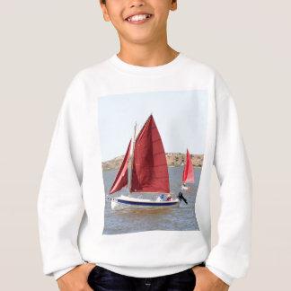 Agasalho Barco de vela de madeira