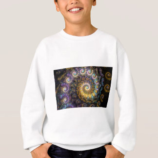 Agasalho Beleza do fractal do nautilus
