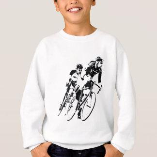 Agasalho Bicycle pilotos na volta
