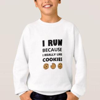 Agasalho Biscoitos para a saúde, corredor do funcionamento