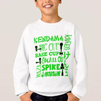 Agasalho Bloco de Kendama, verde