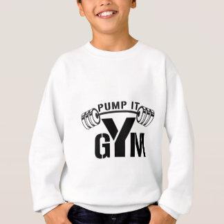 Agasalho bombeie-o gym